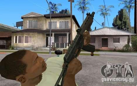 СР3М для GTA San Andreas четвёртый скриншот