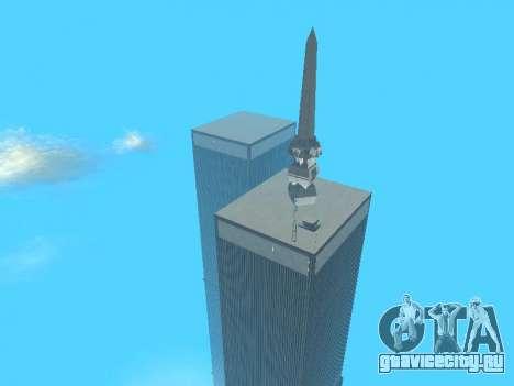 World Trade Center для GTA San Andreas десятый скриншот