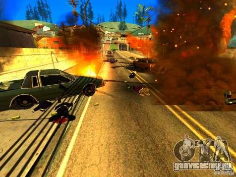 Real Kill для GTA San Andreas третий скриншот