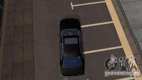 BMW E38 750LI для GTA San Andreas вид справа