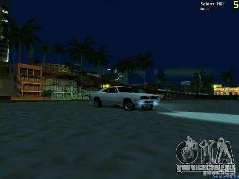 New Graph V2.0 for SA:MP для GTA San Andreas шестой скриншот