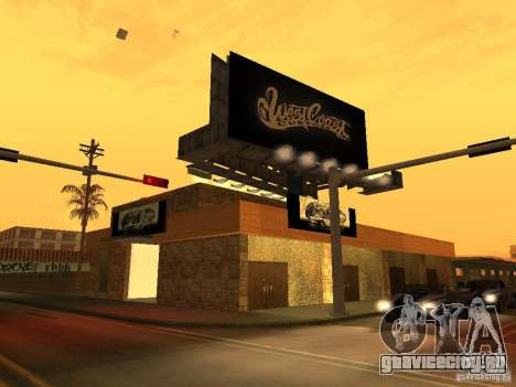 New PaynSpay: West Coast Customs для GTA San Andreas второй скриншот