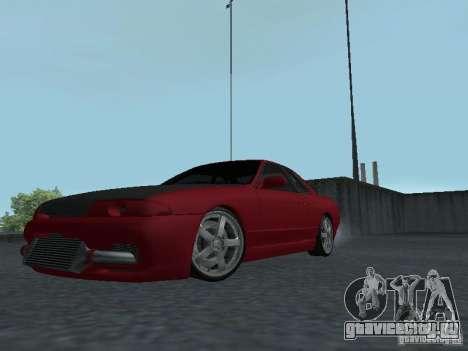 Nissan Skyline R32 Classic Drift для GTA San Andreas вид слева