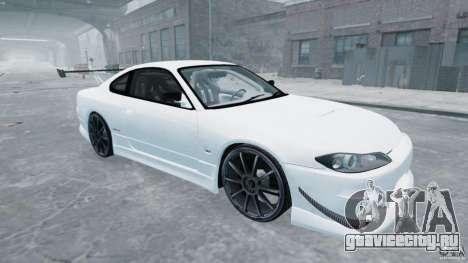 Nissan Silvia S15 для GTA 4
