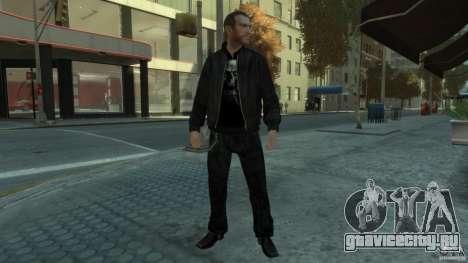 Metal Clothes Pack для GTA 4