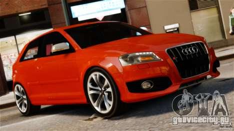 Audi S3 2010 v1.0 для GTA 4