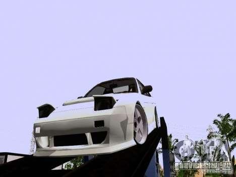 Nissan 240SX (S13) для GTA San Andreas вид слева