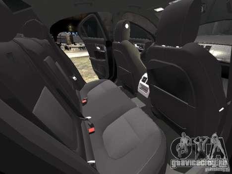 Jaguar XFR для GTA 4 колёса