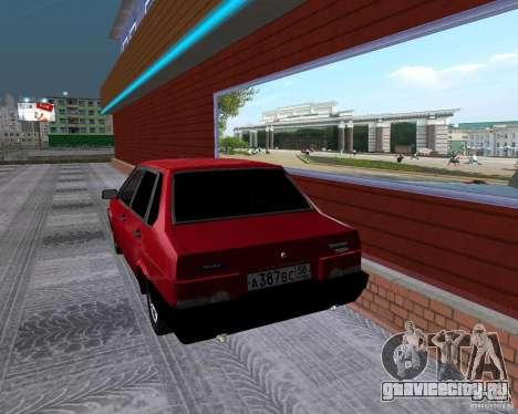ВАЗ 21099 Спутник для GTA San Andreas