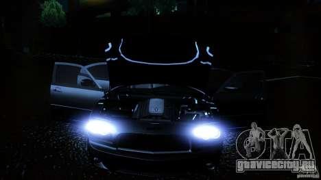 Dodge Charger RT 2010 для GTA San Andreas салон