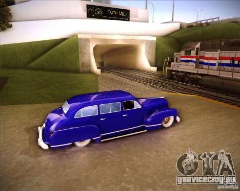 Lissiter 75 для GTA San Andreas вид слева