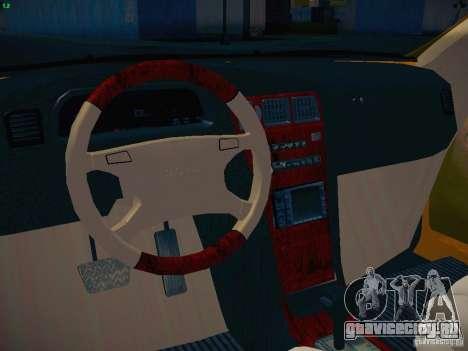 Ford Mondeo Sportbreak для GTA San Andreas вид сбоку