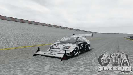 Toyota Team NFS AWD Scion tC для GTA 4