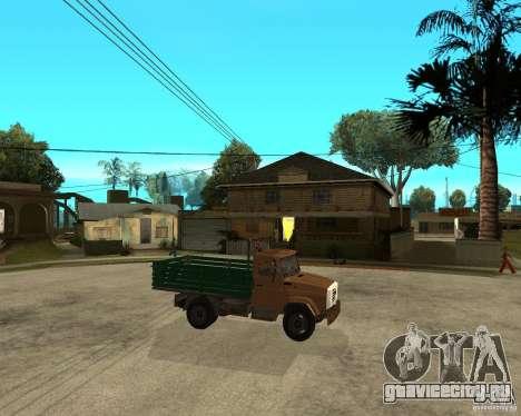 Зил-433362 Extra Pack 1 для GTA San Andreas вид сбоку