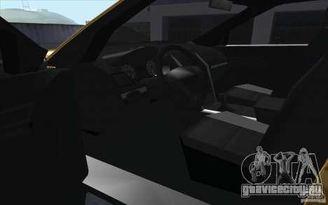 Ford Explorer Limited 2013 для GTA San Andreas вид сбоку