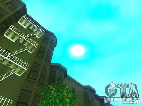 Новый Color Mod для GTA San Andreas десятый скриншот