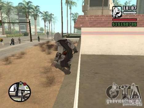 Способности из Assassins Creed для GTA San Andreas четвёртый скриншот