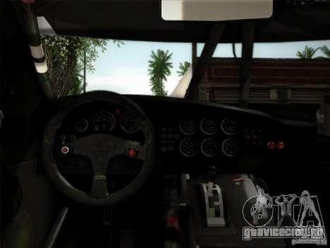 Dodge Ram 1500 4x4 для GTA San Andreas вид справа