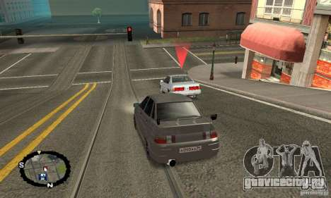 Уличные гонки для GTA San Andreas второй скриншот