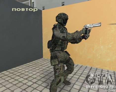 Фрост из CoD MW3 для GTA Vice City шестой скриншот