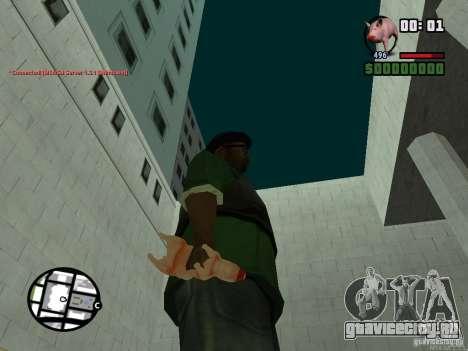 Black Weapon by ForT для GTA San Andreas шестой скриншот