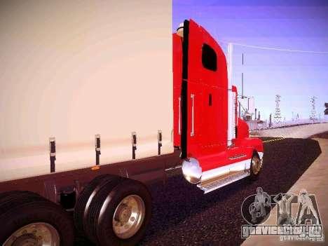 Freightliner FLD 120 для GTA San Andreas вид справа