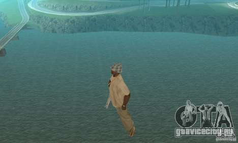 FLY men - CJ будет круче супермена для GTA San Andreas второй скриншот