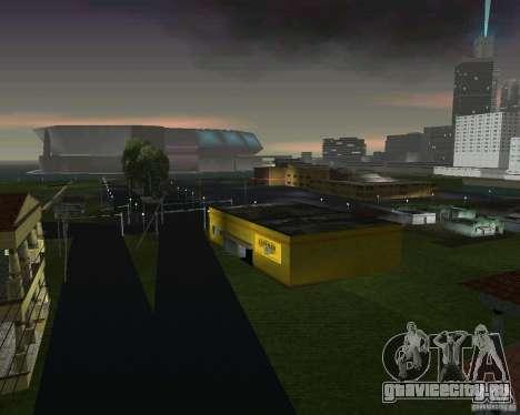 Назад в Будущее Hill Valley для GTA Vice City восьмой скриншот