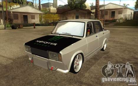 ВАЗ-2107 Lada Drift для GTA San Andreas