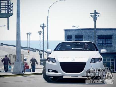 Honda Civic CR-Z для GTA 4