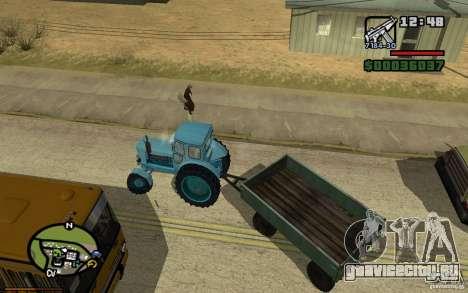 Активная приборная панель 3.1 для GTA San Andreas пятый скриншот