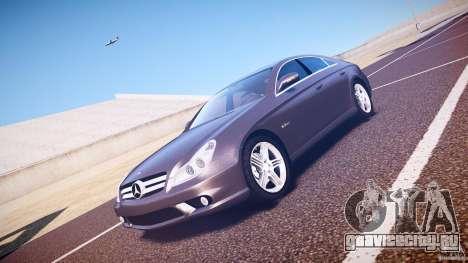 Mercedes-Benz CLS 63 для GTA 4