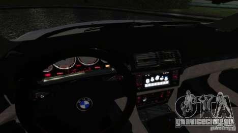 BMW M5 E39 BBC v1.0 для GTA 4 двигатель