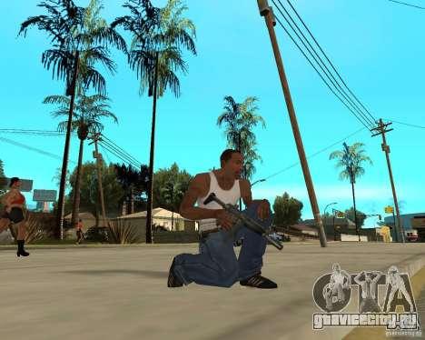 Оружия из STALKERa для GTA San Andreas четвёртый скриншот