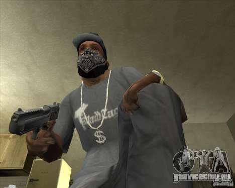 New Desert Eagle для GTA San Andreas второй скриншот