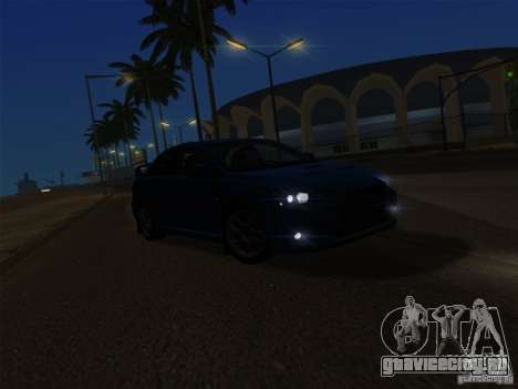 IG ENBSeries v2.0 для GTA San Andreas пятый скриншот