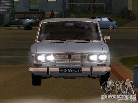 ВАЗ 2103 Low Classic для GTA San Andreas вид сзади