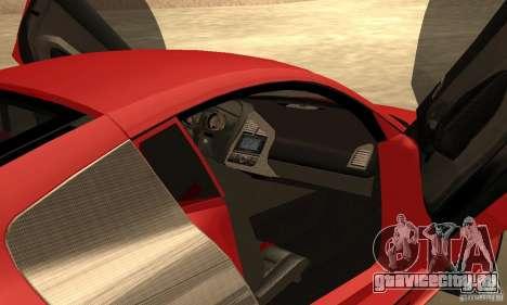 Audi R8 Custom для GTA San Andreas вид справа