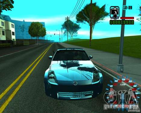 ENB by Makc для GTA San Andreas второй скриншот