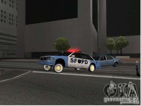Deluxo Wheels Mod для GTA San Andreas второй скриншот
