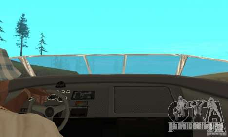 GTAIV TBOGT Floater для GTA San Andreas вид сзади