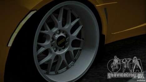 Lotus Exige Track Car для GTA San Andreas вид сверху