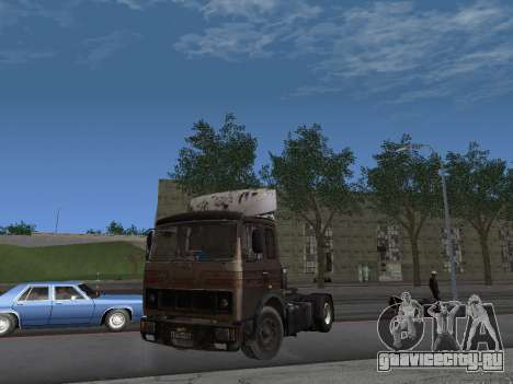 МАЗ 5551 Колхоз для GTA San Andreas вид слева