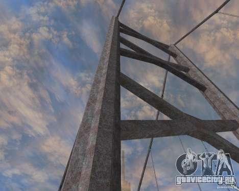 Новые текстуры трёх мостов в SF для GTA San Andreas третий скриншот