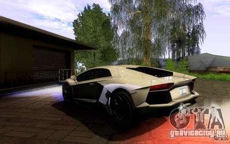 ENB Series - BM Edition v3.0 для GTA San Andreas третий скриншот