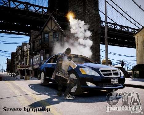 Modern Warfare 3 Soap Africa для GTA 4 пятый скриншот