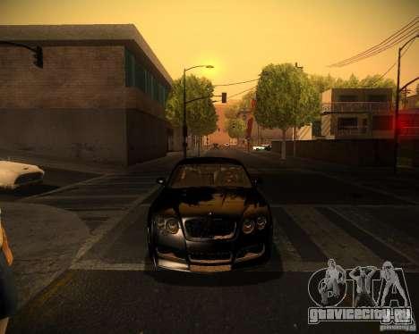 ENBSeries Realistic для GTA San Andreas десятый скриншот
