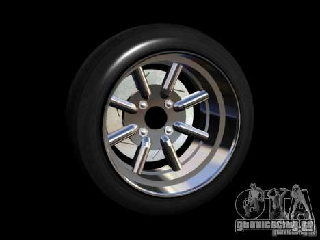 Old School Rims Pack для GTA San Andreas пятый скриншот