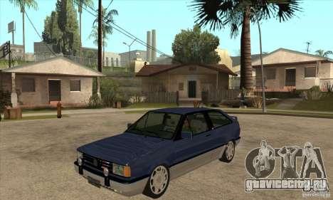 VW Gol GTI 1989 для GTA San Andreas