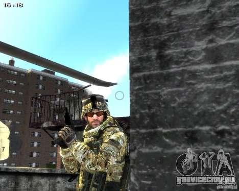 Micro Uzi для GTA 4 пятый скриншот